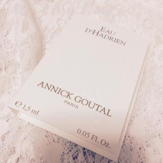 アニックグタール(Annick Goutal)のオーダドリアン♡オードパルファム(香水(女性用))