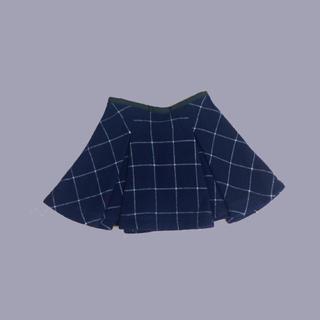 サカイラック(sacai luck)のsacai luck ミニスカート(ミニスカート)