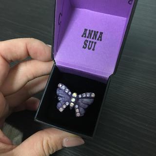 アナスイ(ANNA SUI)のannasui アナスイ バタフライ リング(リング(指輪))