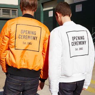 オープニングセレモニー(OPENING CEREMONY)のopening ceremony ma-1(ブルゾン)