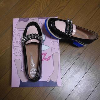 ジェフリーキャンベル(JEFFREY CAMPBELL)のレア♡Milkfed x jeffrey(ローファー/革靴)