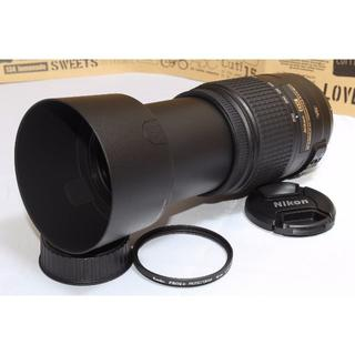 ニコン(Nikon)の岬様専用❤超美品❤300㎜望遠レンズ❤AF-S DX 55-300㎜ ED VR(レンズ(ズーム))