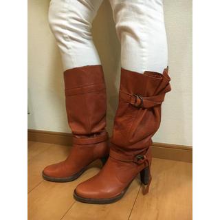パトリツィアペペ(PATRIZIA PEPE)のイタリア製★革 ブーツ(ブーツ)