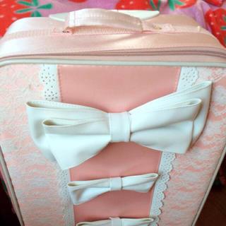 リズリサ(LIZ LISA)のリズリサ♡キャリーバッグ(スーツケース/キャリーバッグ)