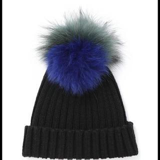 ルシェルブルー(LE CIEL BLEU)のルシェルブルー ニットキャップ(ニット帽/ビーニー)
