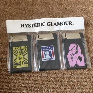 ヒステリックグラマー(HYSTERIC GLAMOUR)の最終価格!【新品未開封】HYSTERIC GLAMOUR ライター(タバコグッズ)