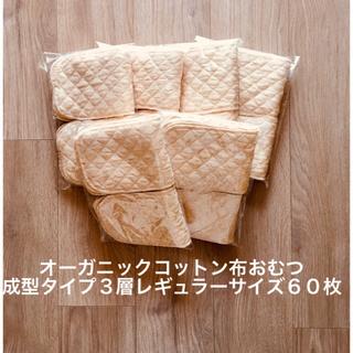 送料無料オーガニックコットン 布オムツトイレトレーニング赤ちゃんおむつかぶれ(布おむつ)