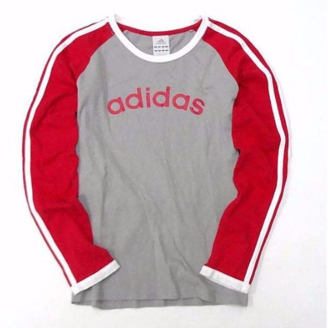 adidas(アディダス)のadidas(アディダス) レディース ロングスリーブTシャツ P29 レディースのトップス(Tシャツ(長袖/七分))の商品写真