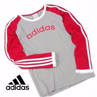 アディダス(adidas)のadidas(アディダス) レディース ロングスリーブTシャツ P29(Tシャツ(長袖/七分))