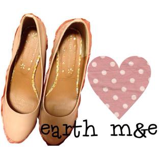 アースミュージックアンドエコロジー(earth music & ecology)のearth m&e♡パンプス(ハイヒール/パンプス)