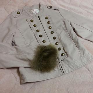 リズリサ(LIZ LISA)のLIZ LISA ナポレオンジャケット(ライダースジャケット)