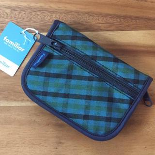 ファミリア(familiar)の定価4,320円 ♡新品 タグ付き♡ familiar 財布 ファミリア (財布)