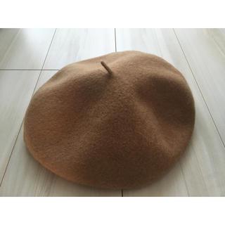 ミラオーウェン(Mila Owen)のミラオーウェン 雑誌多数掲載ベレー帽(ハンチング/ベレー帽)
