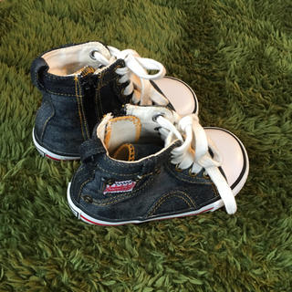 アンパサンド(ampersand)のアンパサンド ハイカット 靴16(スニーカー)