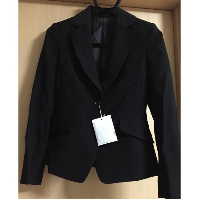 【P.S.P.A】ブラックジャケット♡ レディースのジャケット/アウター(テーラードジャケット)の商品写真