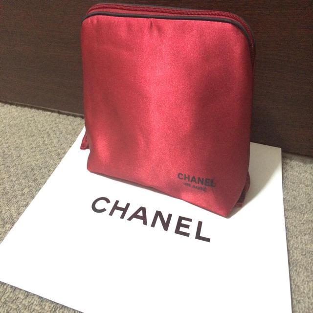 dior iphone8 ケース 三つ折 | CHANEL - CHANELお泊りポーチ♡ワインレッドの通販 by *♡Sena's shop♡*|シャネルならラクマ