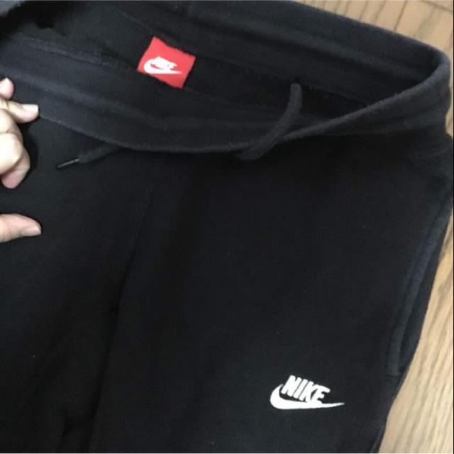 NIKE(ナイキ)のnike  スウェット パンツ ブラック メンズのトップス(スウェット)の商品写真
