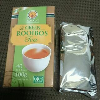 コストコ(コストコ)のコストコグリーンルイボスティー 20袋(茶)