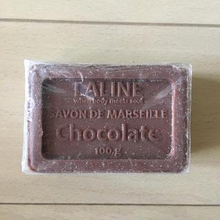 ラリン(Laline)のLALINE 石鹸(ボディソープ/石鹸)