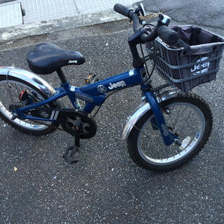 ジープ(Jeep)のJeep子供用自転車(自転車)