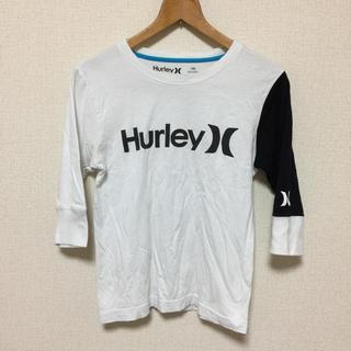 ハーレー(Hurley)の半端丈袖Tシャツ☆(Tシャツ(長袖/七分))