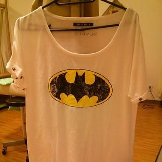バブラス(BUVRUS)の新品タグなし。(Tシャツ(半袖/袖なし))