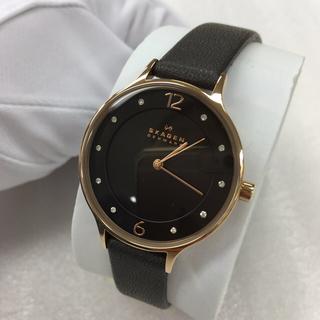 スカーゲン(SKAGEN)の新商品 SKAGEN 腕時計 レディース SKW2267 上品 女性らしさUP(腕時計)