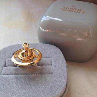 ヴィヴィアンウエストウッド(Vivienne Westwood)のvivienneポイズンリング(リング(指輪))