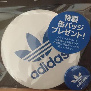 アディダス(adidas)のadidas缶バッチセット(バッジ/ピンバッジ)