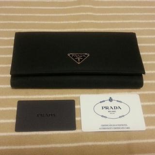 プラダ(PRADA)のPRADA☆長財布(財布)