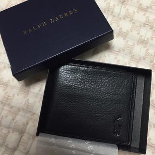 ラルフローレン(Ralph Lauren)の【新品】ラルフローレン 財布 未使用(