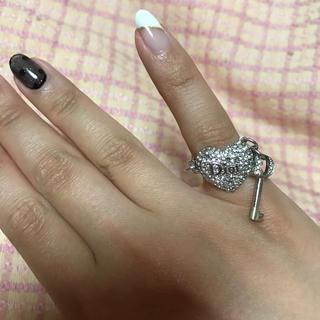 クリスチャンディオール(Christian Dior)のディオールのピンキーリング(リング(指輪))