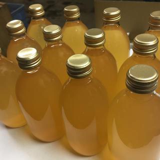 【無添加・無加水】果汁100% りんごジュース 300ml 12本(ソフトドリンク)