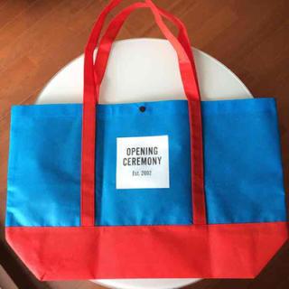 オープニングセレモニー(OPENING CEREMONY)のOpening Ceremony ショッパー(ショップ袋)