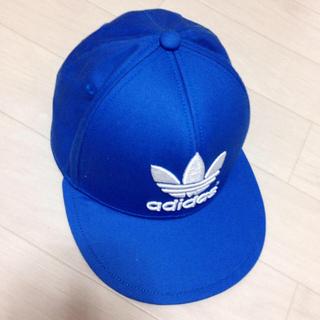 アディダス(adidas)のアディダス キャップ(ニット帽/ビーニー)
