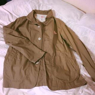 ダントン(DANTON)のえれくとろ様専用dantonジャケット新品(テーラードジャケット)