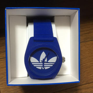 アディダス(adidas)のアディダス時計(ラバーベルト)