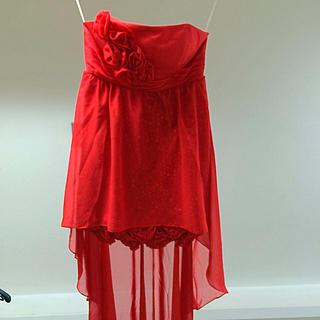 【フリラボ】値下げしました!美品ドレス(ミニドレス)