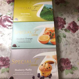 ネスレ(Nestle)のネスレ スペシャルT☆カプセル(茶)