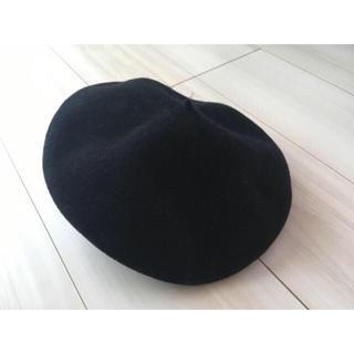 ミラオーウェン(Mila Owen)のミラオーウェン 雑誌掲載 ベレー帽(ハンチング/ベレー帽)