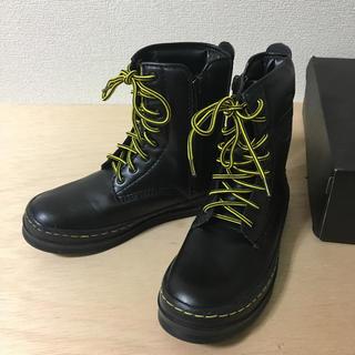 ヒステリックミニ(HYSTERIC MINI)の新品★ヒスミニ★ XL(23cm)ブーツ(ブーツ)