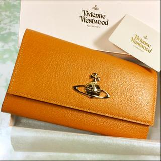 ヴィヴィアンウエストウッド(Vivienne Westwood)の未使用☺︎Vivienne Westwood 財布 ヴィヴィアン キャメル(財布)