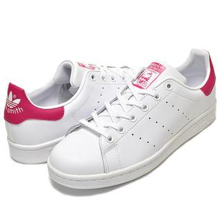 アディダス(adidas)の各サイズあり❤️未入荷レアカラー❤️アディダス スタンスミス❤️ピンク(スニーカー)