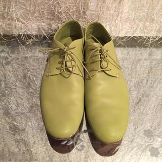 エシュン(HESCHUNG)のHESCHUNG(ローファー/革靴)