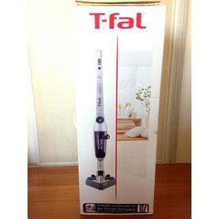 ティファール(T-fal)のT-fal サイクロン式 コードレス スティッククリーナー  ミニどら様専用(掃除機)