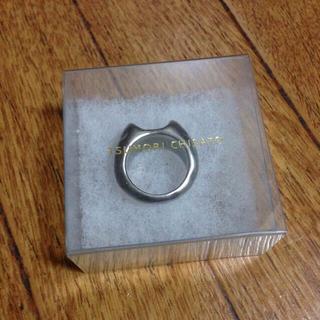 ツモリチサト(TSUMORI CHISATO)のTSUMORI CHISATOネコリング(リング(指輪))