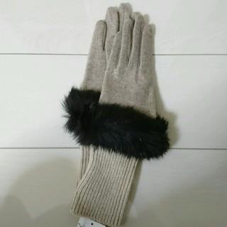 バーニーズニューヨーク(BARNEYS NEW YORK)の70%OFFバーニーズニューヨーク手袋 UNITED AROWS アダムエロペ(手袋)