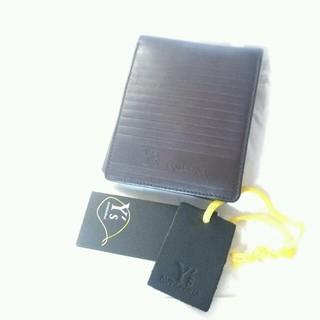 ヨウジヤマモト(Yohji Yamamoto)のヨウジヤマモトY`sワイズMANDARINA コラボウォレット二つ折財布サイフ(折り財布)