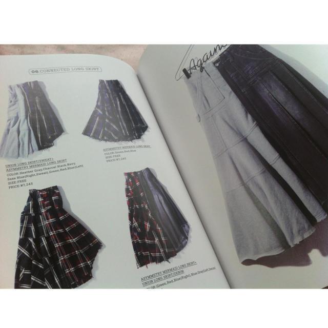 AGAINST(アゲインスト)の/AGAINST★ぷらいすだうん! レディースのスカート(ロングスカート)の商品写真