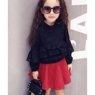 SALE中 韓国風子供服★個性的な子供T★今季イチオシの一枚★(Tシャツ/カットソー)
